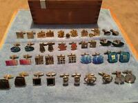 **Job Lot** 20 Set Of Cufflinks