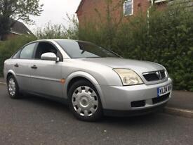 2004 Vauxhall Vectra 2.0 DTI.