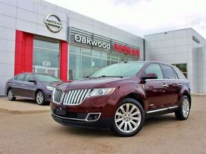 2011 Lincoln MKX Lincoln Mkx Navigation, Heated Steering wheel,