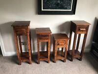 Solid Wood Livingroom Tables