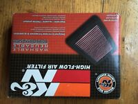 K&N Replacement Air Filter KTM 125 Duke 125; 2011 KT-1211