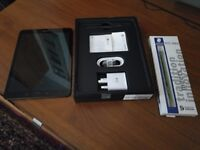 Galaxy Tab S3 Black WiFi (As new) with Staedtler S Pen