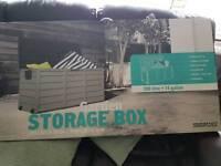 Garden storage box brand new