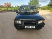 Land Rover Discovery 300 TDI - 7 Seats