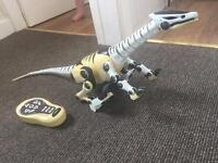Remote control dinosaurs size large