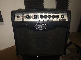 Peavey Vyper VIP 1 Amp (Electric/Acoustic/Bass Guitar)