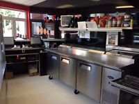 PIZZA & BURGER TAKEAWAY OUTLET FOR SALE, CARDIFF (Leasehold)