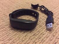 Fitness HRM Watch (Black)