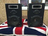 100w speakers