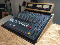 Amek BC2 Vintage Mixing Desk (similar to Neve, SSL, API, TL Audio)