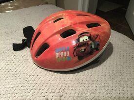 Cars Cycle Helmet