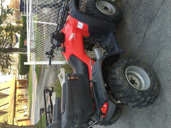 Used 2006 Honda Fourtrax 350