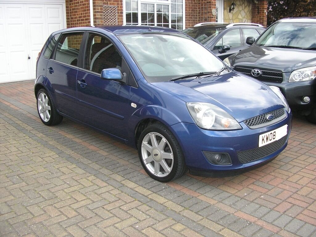 2008 ford fiesta 1 4 tdci zetec blue met blue 5 door one lady owner 59000 miles fsh ford. Black Bedroom Furniture Sets. Home Design Ideas