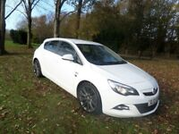 2012 VAUXHALL ASTRA 2.0CDTI SRI VX-LINE S/S**FINANCE AVAILABLE**