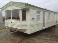 unsited ABI Brisbane 37X12 2 Bed Static caravan home for Sale in *Good Condition* Throughout