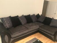 ***4 month old corner sofa for sale***