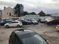 40 Car Sales Pitch / Forecourt & Offices - To Rent - Busy Wakefield Location