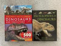 Dinosaur encyclopaedias