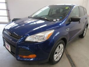 2014 Ford Escape S! BACK-UP CAMERA! BLUETOOTH! ONLY 40K!