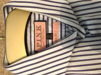Thomas Pink short - 16.5 inch collar