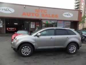 2008 Ford Edge Limited, LEATHER, SUNROOF, AWD