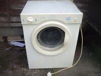 white knight tumble dryer 3kg