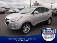 2013 Hyundai Tucson Limited, AWD, Extended Warranty