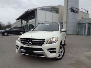 2014 Mercedes-Benz M-Class ML350|BlueTEC|4MATIC|NAVI | BACK UP C