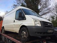 Ford transit spares or repairs 59 plate £2500