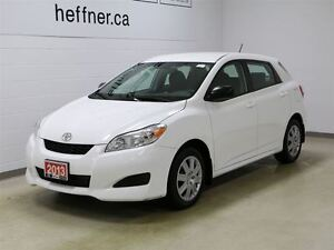 2013 Toyota Matrix with Cruise controle