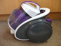 Russell Hobbs RHCV20SB03 Turbo Cyclonic Pro Bagless Cylinder Vacuum Cleaner