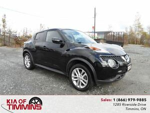 2015 Nissan Juke SV REAR CAMERA PUSH BUTTON START