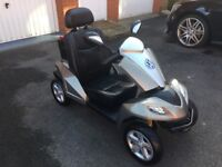UNIQUE Electric GO cart built from KYMCO Mobility Scooter with BRAND NEW battery!Very good condition