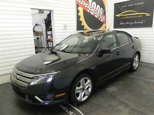 Ford Fusion 2011 SPORT * V6 * AWD * CUIR * TOIT OUVRANT