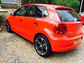 VOLKSWAGEN POLO 1.2 MANUAL - LADY OWNER GREAT CONDITION