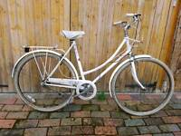 Raleigh caprice classic ladies bike