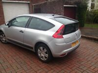 CITROEN C4 - 3 DOOR - 74000 MILES - £1750 open to offers
