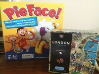 Brand New Pie Face and London Landmarks Jigsaw