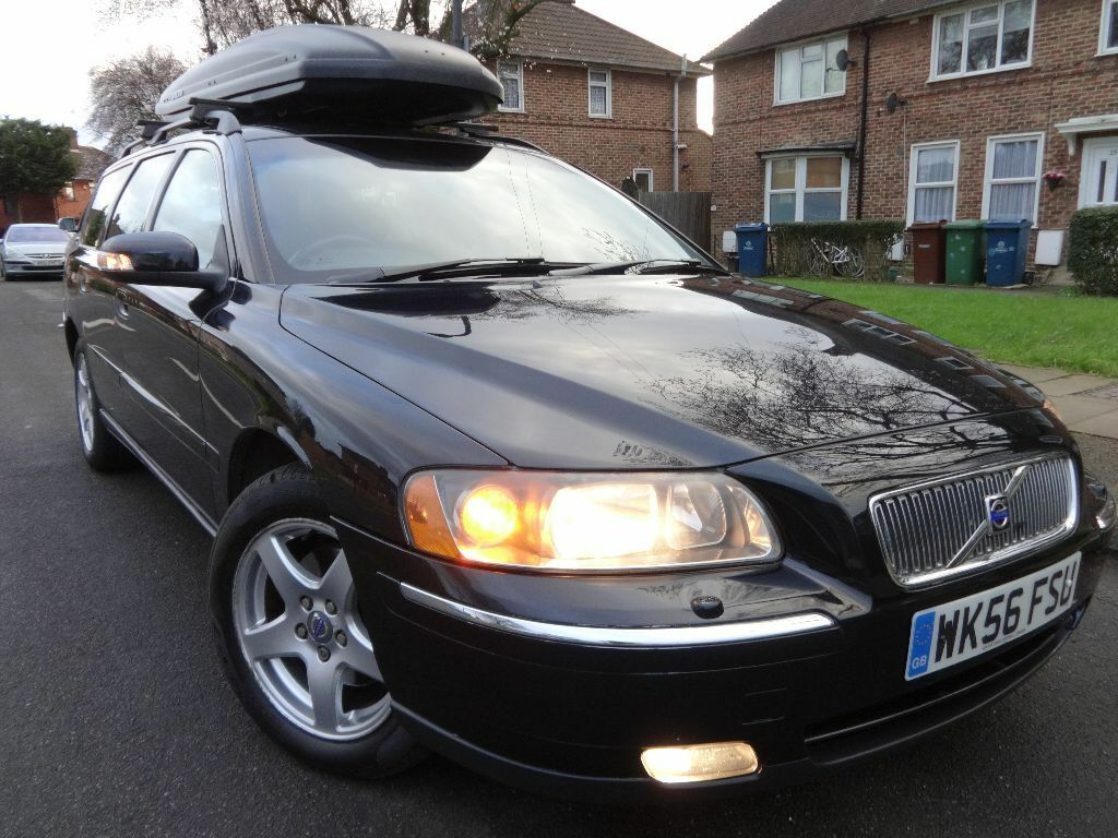 volvo v70 estate automatic 2 years warranty navigation 7 seater low mileage auto in hendon. Black Bedroom Furniture Sets. Home Design Ideas
