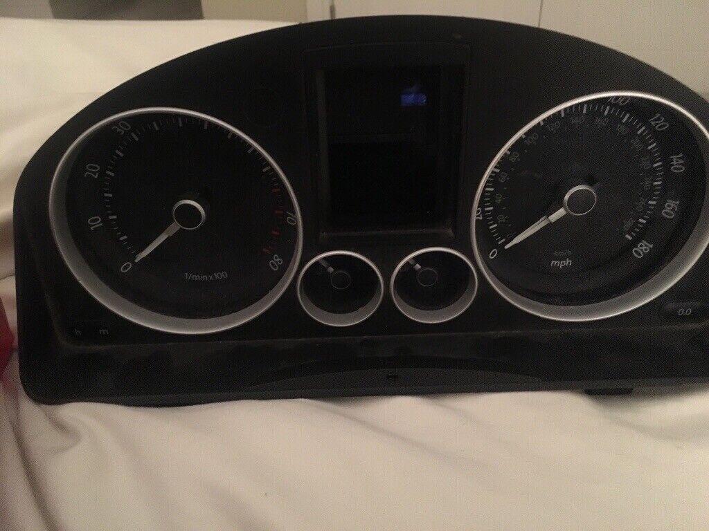 VW GOLF MK5 R32 clocks ( instrument clusters ) | in Abingdon, Oxfordshire |  Gumtree