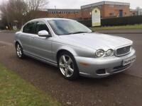 "2009 Jaguar X Type 2.2 Diesel FSH long MoT ""HURRICANE CAR & MOTORCYCLES"""