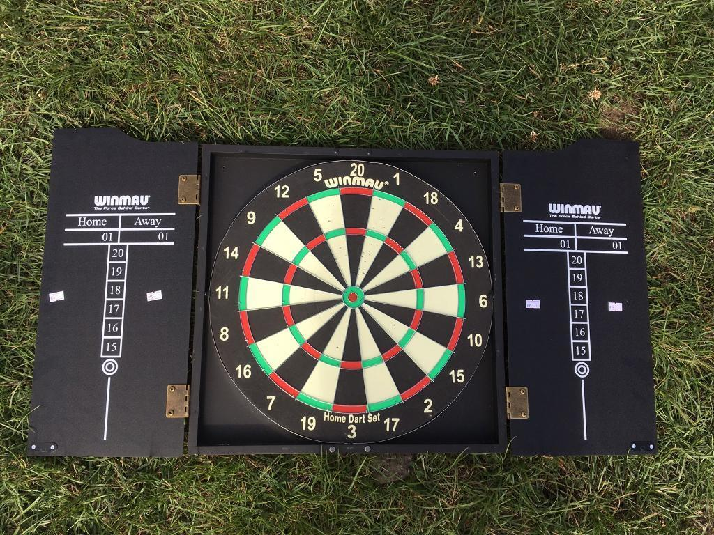 Darts Board In Leicester Leicestershire Gumtree