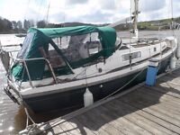 Lovely Sailing Boat for Sale