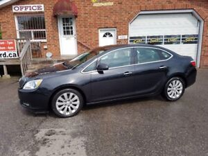 2013 Buick Verano Base 2.4 litre Bluetooth Alloys LOW KMS!