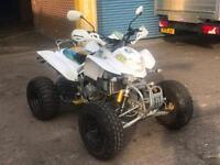 BASHAN 250cc ROAD LEGAL QUAD BIKE 65 REG