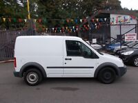Ford Transit Connect 1.8 TDCi T200 SWB 4dr NO VAT BARGAIN