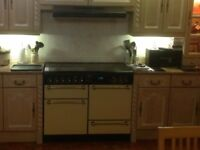 Leisure Rangemaster 110 Gormet Natural Gas Cooker - Priced to repair
