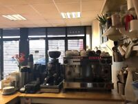 Commercial Restaurant/Coffee Shop for Sale