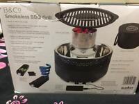 Portable BBQ/barbecue