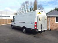 2012-12-Reg iveco daily 35S13 2.3hpi TD EXTRA LONG WHEEL BASE tail lift rear to see FREE UK DELIVERY